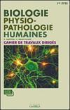 Td biologie, physiopathologie humaines ; 1ère ST2S