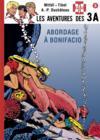 Les aventures des 3A T.8 ; abordage à Bonifacio