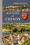 Histoire de Chinon (des origines au XIXe siècle)