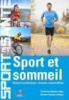 Sport et sommeil ; sommeil et performance