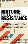 Histoire de la résistance ; 1940-1945