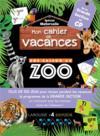Cahier de vacances une saison au zoo ; grande section
