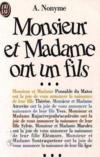 Monsieur Et Madame Ont Un Fils T1