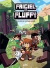 Frigiel et Fluffy T.1 ; le mystère des pastèques perdues