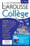 Larousse dictionnaire du collège bimedia