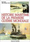 Histoire maritime de la premier guerre