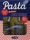 Pasta ; la boîte de pâtes