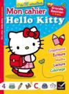 Mon cahier Hello Kitty ; grande section ; 5/6 ans