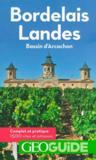 Geoguide ; Bordelais, Landes