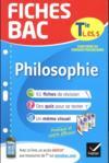 FICHES BAC ; philosophie terminale L, ES, S
