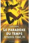 Artemis Fowl t.6 ; le paradoxe du temps