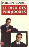 Le Dico Des Paradoxes