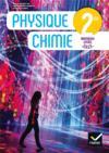 Physique-chimie ; 2de ; livre de l