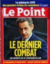Point (Le) N°2057 du 16/02/2012