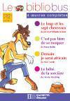 LE BIBLIOBUS T.14 ; CP, CE1 ; cycle 2 ; le loup et les sept chevreaux ; c'est pas bien de se moquer... ; livre de l'élève