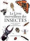 Le livre merveilleux des insectes