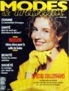 Modes Et Travaux N°1095 du 01/02/1992
