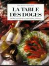 Table Des Doges Hors-Serie