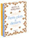 Recettes de grands-mères ; petits plats et desserts ; étui