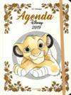ART-THERAPIE ; agenda Disney (édition 2019)