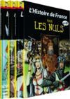 Histoire de France en BD pour les nuls t.1 à t.3