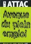 Avenue Du Plein Emploi