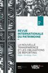 La nouvelle transparence et les obligations de reporting ; Belgique, Luxembourg, France