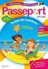 Passeport ; de la petite section à la moyenne section ; toutes les matières (édition 2020)
