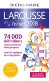 Larousse de poche + ; dictionnaire (édition 2018)