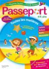 Passeport ; de la moyenne section à la grande section ; toutes les matières