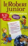 Dictionnaire le Robert junior ; CE/CM ; 8/11 ans (édition 2010)