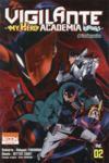 Vigilante - my hero Academia illegals T.2 ; condamnation