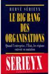 Le big bang des organisations. quand l'entreprise, l'Etat, les régions entrent en mutation