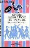 Legislation du travail securite social