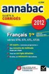 Annabac Sujets & Corriges ; Espagnol ; Terminale, Toutes Séries Lv1 Et Lv2