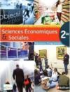Sciences économiques & sociales ; 2nde ; manuel numérique