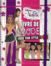 Violetta ; livre de mode