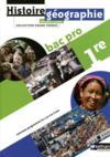 Histoire-géographie ; 1ère bac pro ; manuel de l'élève (édition 2010)