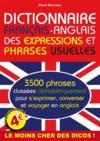 Dictionnaire français-anglais des expressions et phrases usuelles