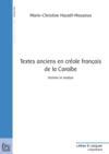 Textes anciens en créole français de la Caraïbe