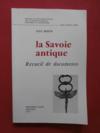 La Savoie antique