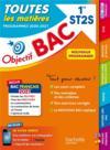 Objectif bac ; toutes les matières ; 1re ST2S (édition 2020/2021)