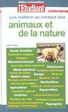 Les Metiers Au Contact Des Animaux Et De La Nature