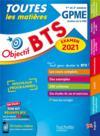Objectif BTS ; toutes les matières ; GPME (édition 2021)