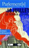 Revue Parlement(S) N.8 ; Hors-Série ; Scènes Politiques