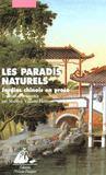 Paradis Naturels - Jardins Chinois En Prose (Les)