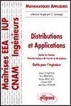 Distributions Et Applications Series De Fourier Transformations De Fourier Et De Laplace