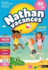 NATHAN VACANCES ; toutes les matières ; de la GS vers le CP ; 5/6 ans (édition 2018)