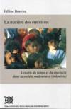 La matière des émotions ; les arts du temps et du spectacle dans la société madouraise (Indonésie)