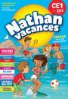 NATHAN VACANCES ; toutes les matières ; du CE1 vers le CE2 ; 7/8 ans (édition 2018)